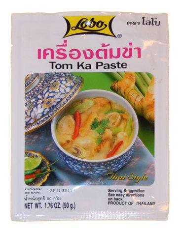 Tom Ka Paste 50 g Lobo