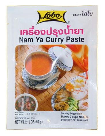 Nam Ya Curry Paste 60 g Lobo
