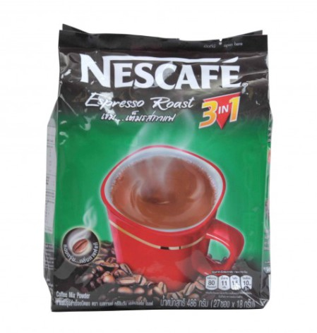 Coffee Mix 3 in 1 (Green) 486 g Nescafé