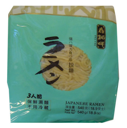Japanese Ramen 540g Sau Tao