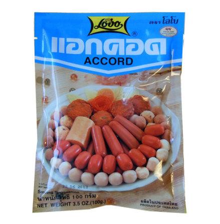 Accord mix 100 g Lobo
