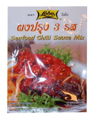 Seafood Chilisås Mix 75 g Lobo