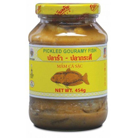 Pickled Gouramy Fish 454 g Pantai