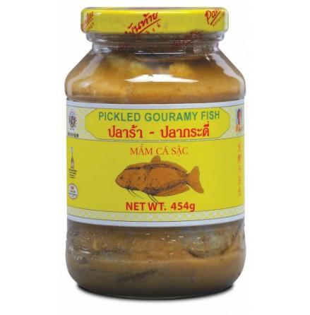 Pickled Gouramy Fish 454 g Pantai