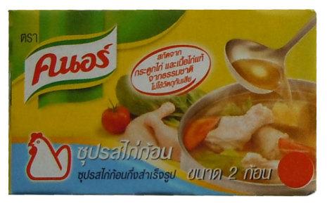 Knorr tärning Chicken 20 g