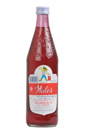 Hales Blue Boy Sala Syrup 710ml