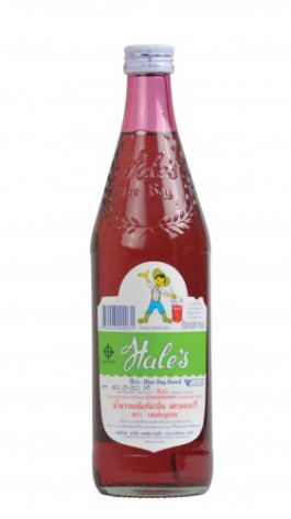 Hales Blue Boy Strawberry Syrup 710 ml