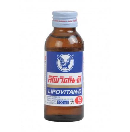 Energy Drink Lipo vitan-D 100 ml