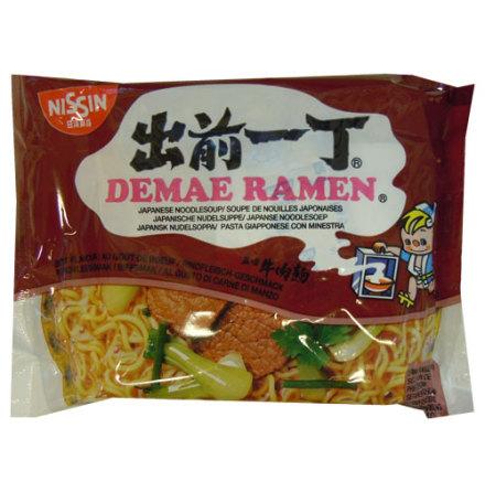 Nissin Noodle Beef 100 g