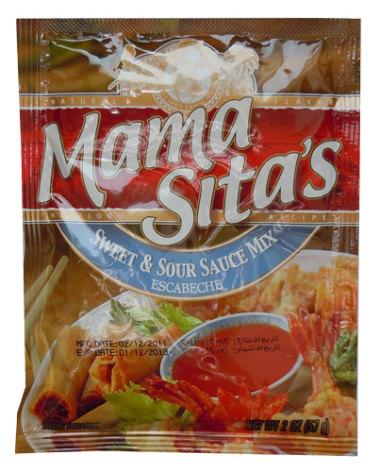 Sweet & Sour Sauce Mix 57 g Mama Sita´s