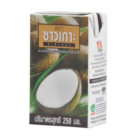 Coconut Milk 250ml Chaokoh