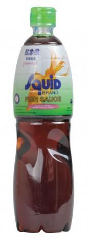 Fish Sauce Squid