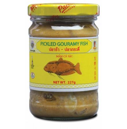 Pickled Gouramy Fish 227g Pantai
