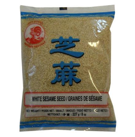 White Sesame Seed 227 g Cock