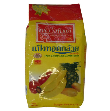 Fruit & Vegetable Batter Flour 500g Kruawangthip