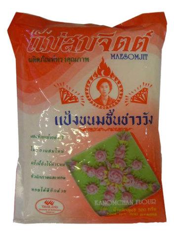 Kanom Chan Flour 500g Maesomjit