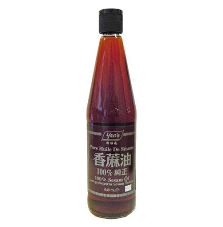 Sesame Oil Yeo's