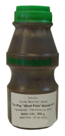 "Tai Pla ""Mud fish"" Sauce 200 g"