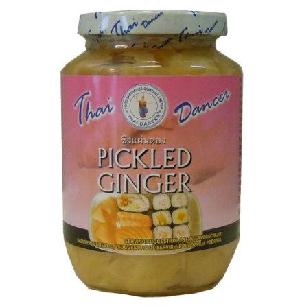 Pickled Ginger Sliced TD