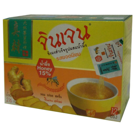 Instant Ginger Drink w/Honey 216 g
