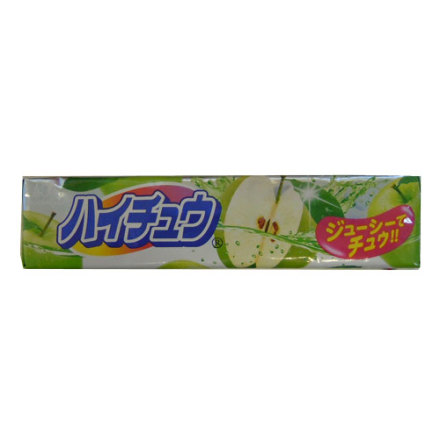 Hichew Green Apple 55g Morinaga
