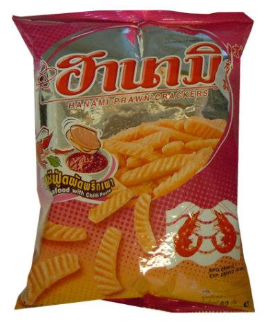 Hanami Seafood Chilli Prawn Cracker