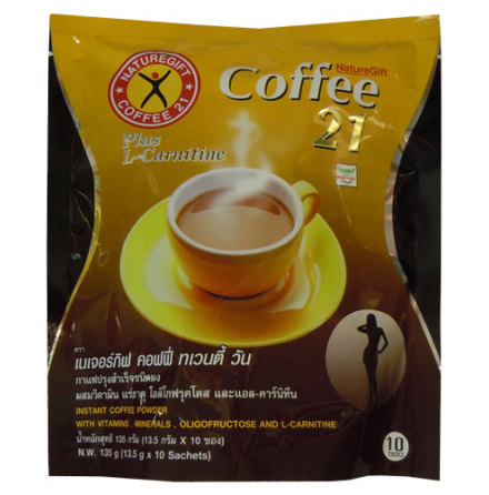 Coffee 21 135 g Nature Gift