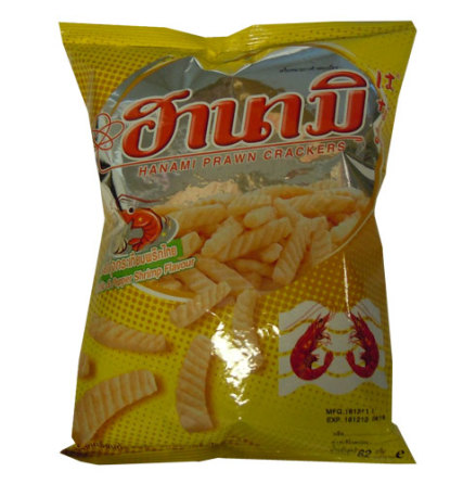 Hanami cracker (garlic & pepper) 60g