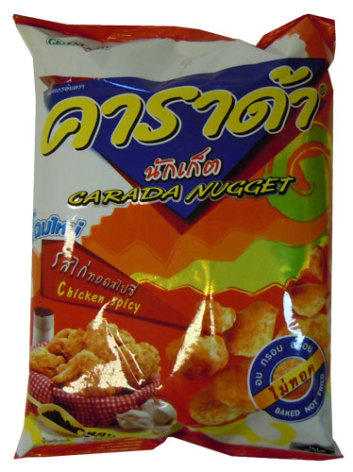 Carada Chicken Spicy 75 g