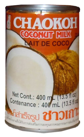 Coconut Milk Chaokoh