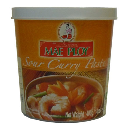 Sour Curry Paste 400 g Mae Ploy