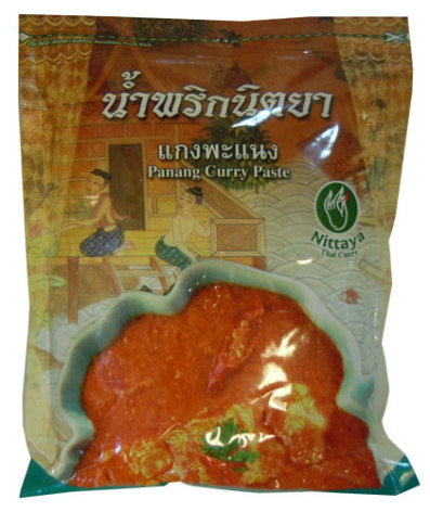 Panang Curry Paste Nittaya