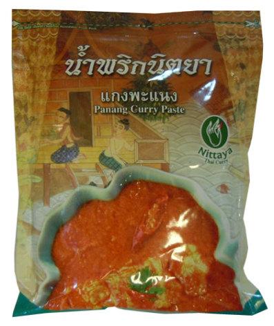Panang Curry Paste Nittaya