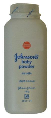 Baby Powder vit 100 g Jonson
