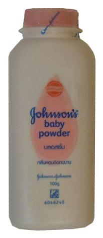 Baby Powder rosa 100g Jonson