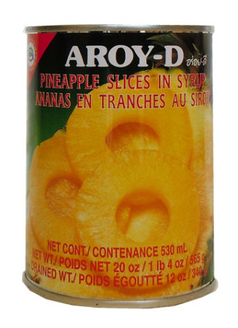 Pineapple in Syrup 565 g