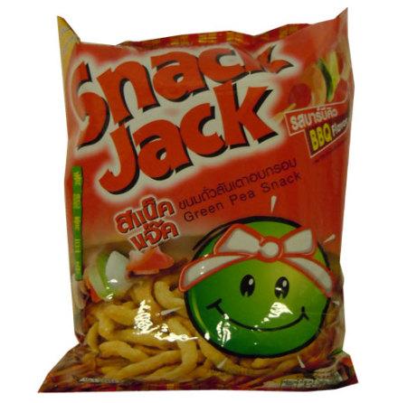 Snack Jack Green Pea BBQ 70 g