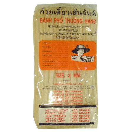 Rice Stick Farmer 3 mm 400 g