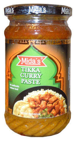 Tikka Curry Paste 300g Mida