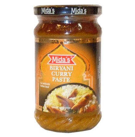 Biryani Curry Paste 300g Mida