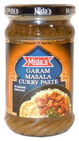 Garam Masala Curry Paste 300g