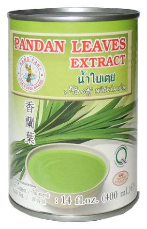 Pandan Leaves Extract 400g Nang Fah