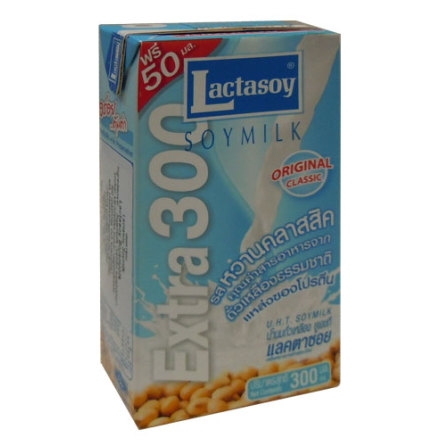Soymilk Original 300 ml Lactasoy