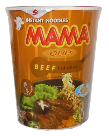 Mama Cup Beef