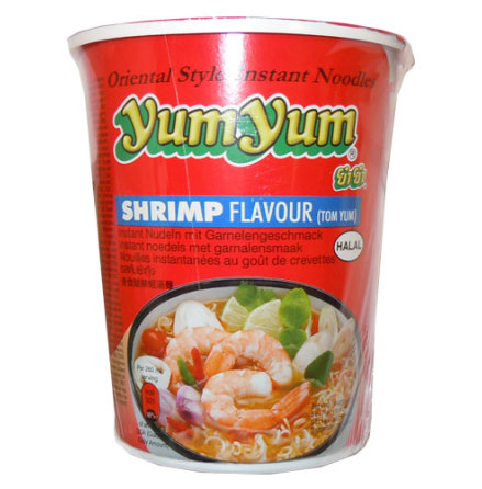 Yum Yum CUP Shrimp Noodles