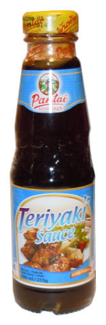 Teriyaki Sauce 200ml Pantai