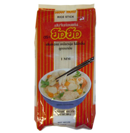 Rice Stick 1 mm 500g How How