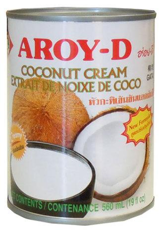 Coconut Cream 560 ml Aroy-D