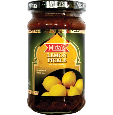 Lemon Pickle 300g Mida