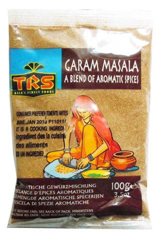 Garam Masala 100g TRS